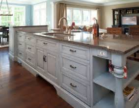 sink in kitchen island 20 designs of kitchen island with sink
