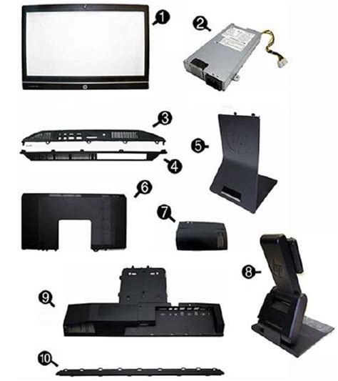 Spare Part Pc hp eliteone 800 g1 all in one pc spare parts hp