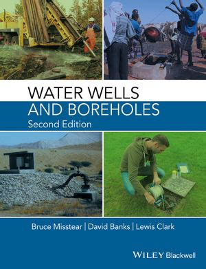 Water And Boreholes 2nd Edition holymoor consultancy ltd
