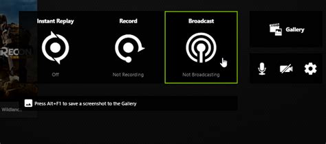 membuat video streaming online cara membuat video live streaming di twitch dengan geforce