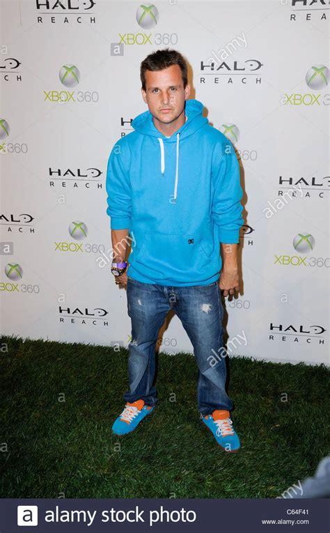 Rob Dyrdek by Rob Dyrdek At Arrivals For Xbox 360 Launch For Halo