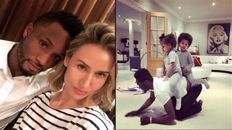adorable family of mikel obi 2018