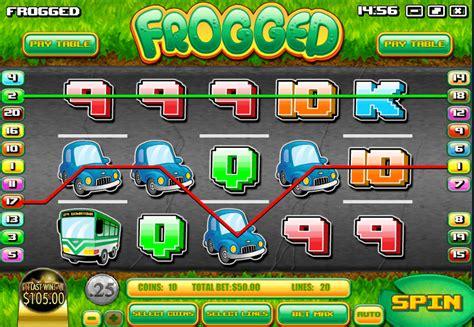 frogged slot casino papa