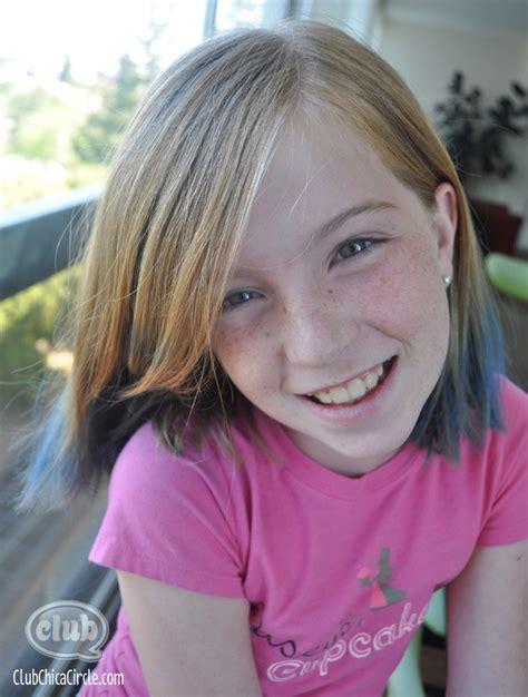 pre tweens girls homemade hair chalk diy on tween girl diy pinterest