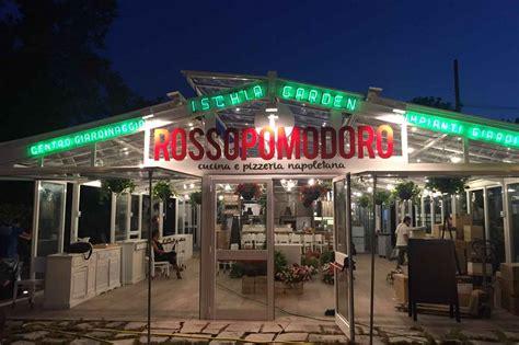 ristoranti a ischia porto ischia porto la nuova pizzeria rossopomodoro foto menu