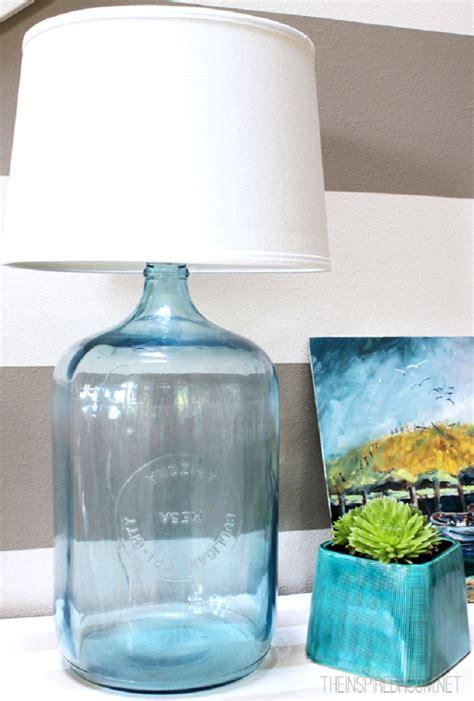 Diy Lamp Bottle by 25 Diy Bottle Lamps Decor Ideas That Will Add Uniqueness