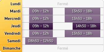 Comptoir Général Horaires by Delle 90 Liste Des Banques