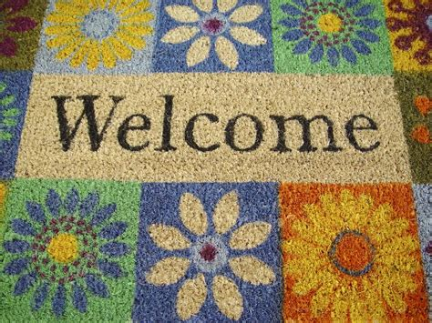Welcome Home Mats by O Welcome Home