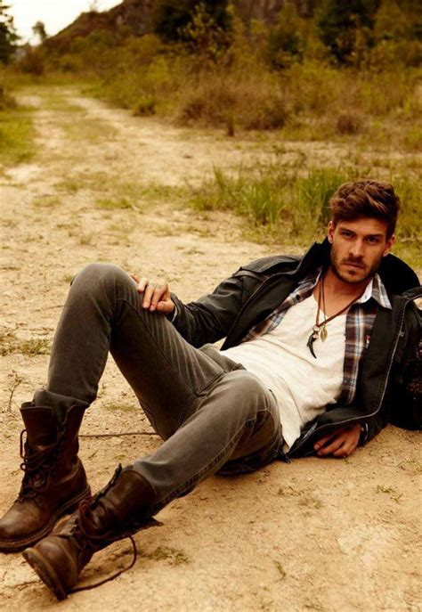 rugged looks rugged look for the gents