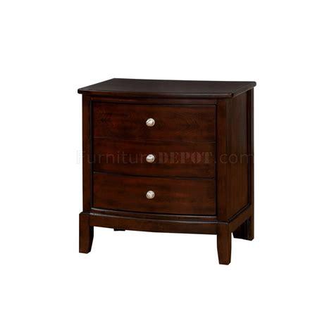 cherry finish mediterranean classic 5pc bedroom set w ferrero cm7483 5pc bedroom set in brown cherry finish w