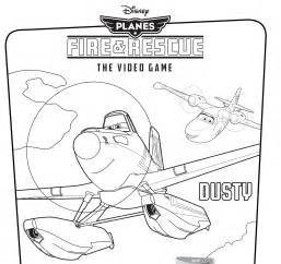 disney planes fire amp rescue video game coloring pages disney family