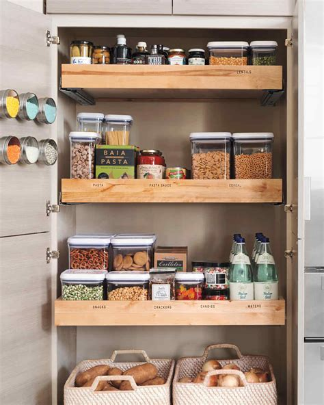 kitchen shelf ideas small kitchen storage ideas for a more efficient space martha stewart