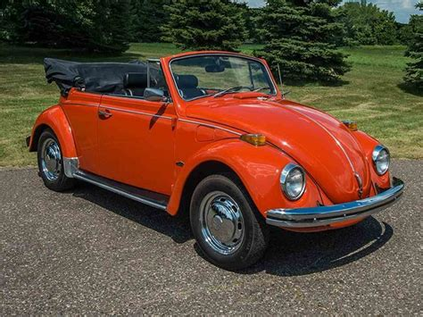 volkswagen beetle for sale 1970 volkswagen beetle for sale classiccars com cc 1007581