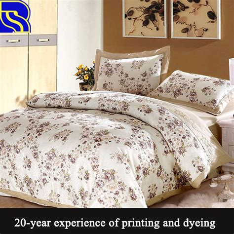 best selling 100 cotton comfortable bedding sets