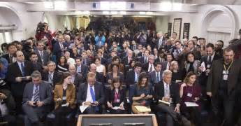 White House Press all joking aside here s how spicer is shaking up the white house press briefing the new