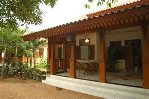 Teras Rumah Joglo Kuno » Home Design 2017