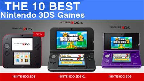 best 3ds top 10 best nintendo 3ds 2014