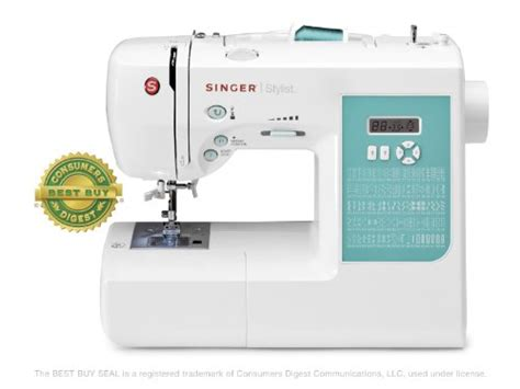 #1> SALE! SINGER 7258 Stylist 100 Stitch Computerized