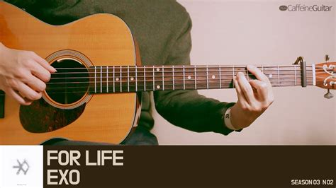 exo ukulele chords for life exo guitar cover lesson chord tab chords