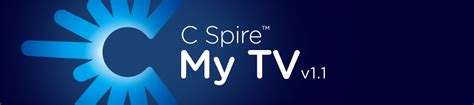 c spire my tv your tv from your phone