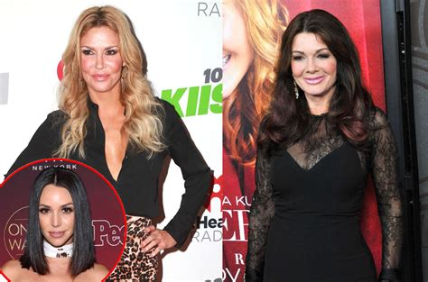 brandi glanville claims that lisa vanderpump is playing all of us brandi glanville says rhobh s lisa banned scheana marie