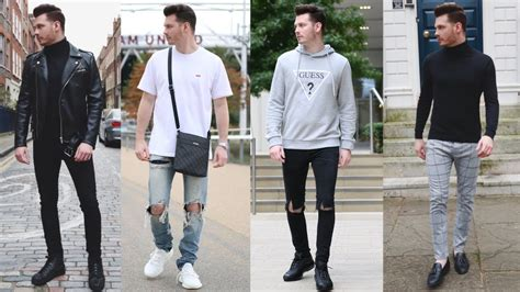 Guess Fashion 8w mens fashion lookbook 2017 3 trendy for fall