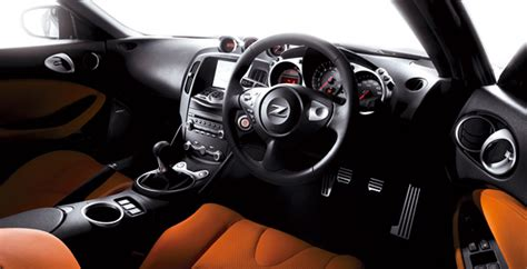 fairlady z interior 日産 ブランド プロダクト nissan fairlady z 370z coupe