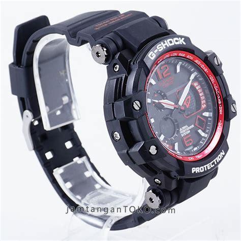 Dziner Ori Gpw 1000 Black gambar g shock gpw1000 hitam merah bagian sing 2