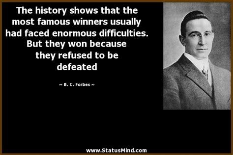 Historic Quotes