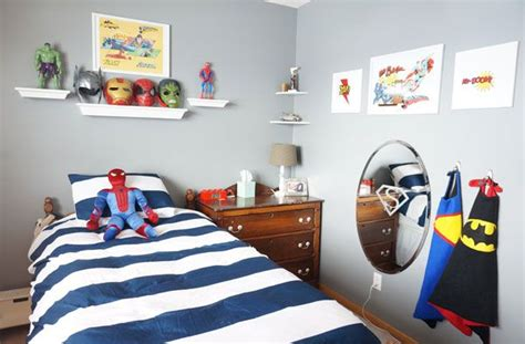 superhero bedrooms boy superhero bedroom kid s room pinterest
