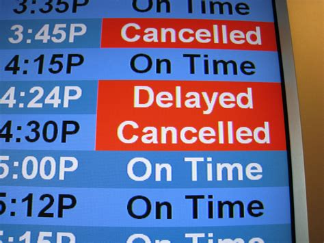 Will Be Delayed by Flight Delayed Here S How To Get Reimbursed