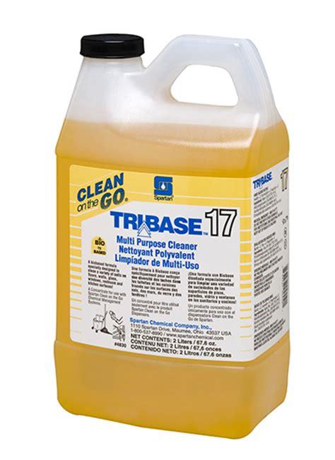 Multi Purpose Cleaner tribase 174 multi purpose cleaner 17 spartan chemical