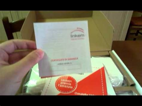 linkem modem interno o esterno linkem recensione unboxing modem da esterno gemtek doovi