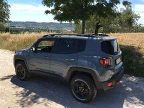 2015 Jeep Trailhawk Tires 2015 Jeep Renegade Trailhawk Wheel And Tire