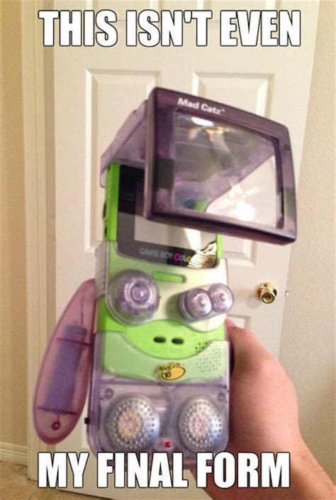 gameboy color accessories gameboy stop stahp meme collection