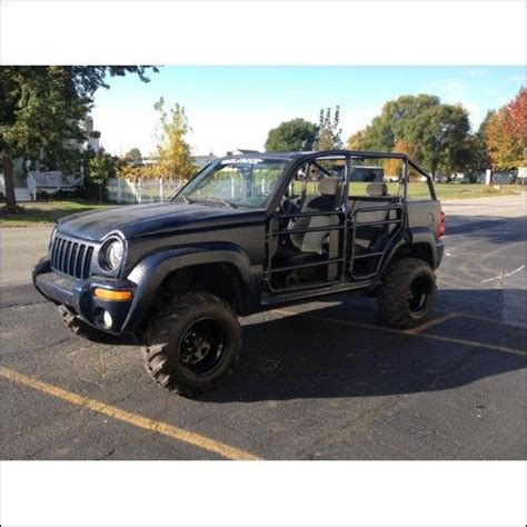 jeep rock crawler buggy buy used 2002 jeep liberty rock crawler wrangler dune