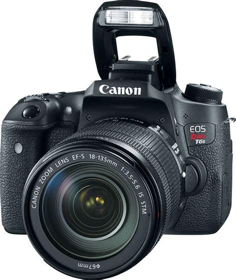 Canon Eos 760d 4 canon eos rebel t6s eos 760d eos 8000d digital photography review