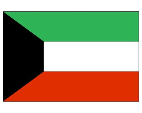 Kuwait Flag   Kuwait Flags   Asia Flags   Country Flags from Around the