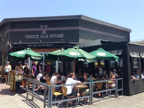 Venice Ale House by Vegan Chop Salad Picture Of Venice Ale House Los