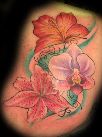 tattoo family flower looking for unique kristel oreto tattoos family flowers