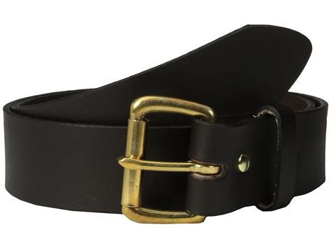 filson 1 1 2 quot leather belt zappos free shipping both