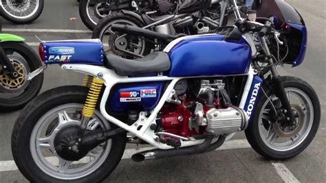 gl1000 cafe racer kit honda gold wing cafe racer motorcycle