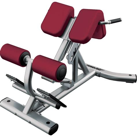 life fitness hyperextension bench signature series back extension sbe life fitness