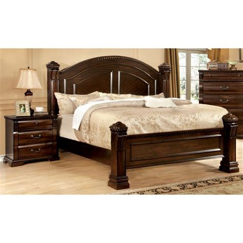 Cymax Bedroom Furniture Furniture Of America Oulette 2 California King Bedroom Set Idf 7791ck 2pc Cymax Stores