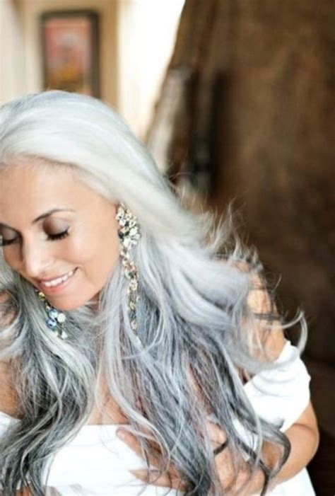 virtual hairstyles gray hair 78 grey hairstyles to try for a hot new look