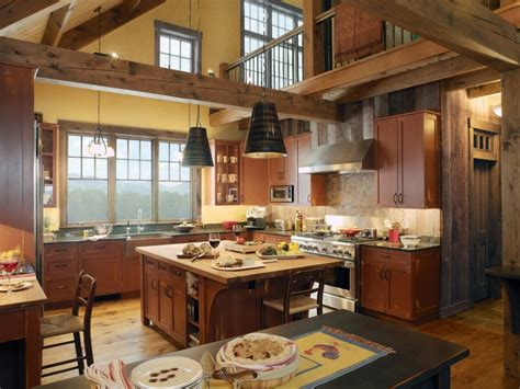 5 attention grabbing country kitchen lighting ideas home