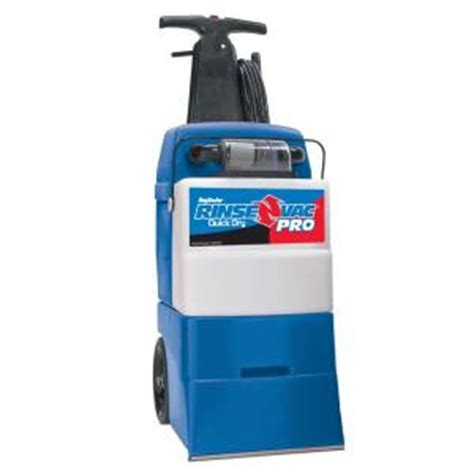 Home Depot Rug Doctor rug doctor rinsen vac pro machine 95366 the home depot