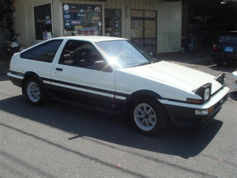 Toyota 86 Trueno For Sale 1986year Toyota Sprinter Trueno Gt Apex Koki Ae86