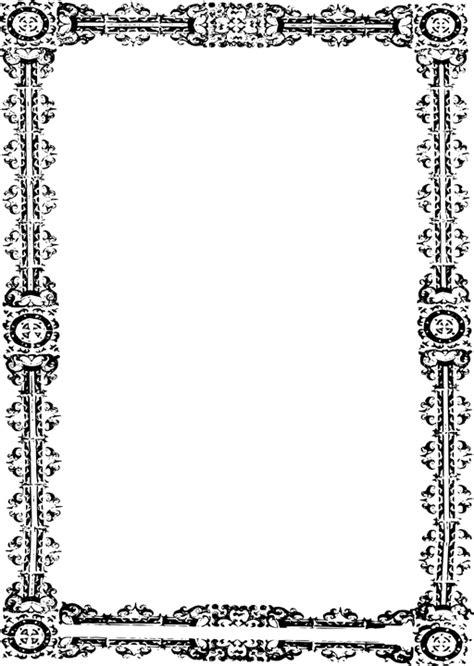 Ipaky Hd Transparent Terbaik free vector graphic frame ornate border free image on pixabay 148495