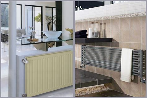 creative solutions with kitchen radiators